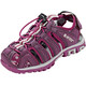 Hi-Tec Cove Sandals Kids boxed grapewine/amaranth/boysenberry
